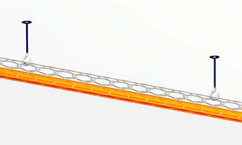 Огнестойкая кабельная линия