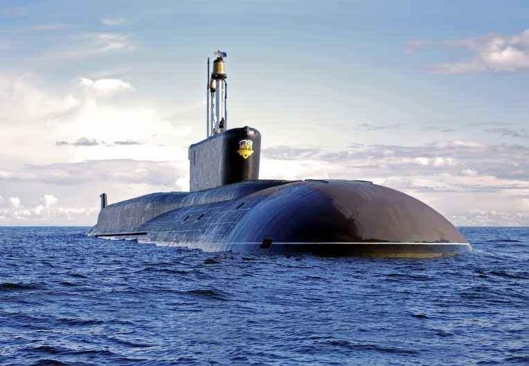 Продукция завода применяется на субмаринах ВМФ РФ