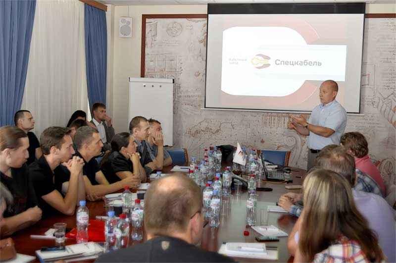 На заводе СПЕЦКАБЕЛЬ состоялся семинар по СОУЭ