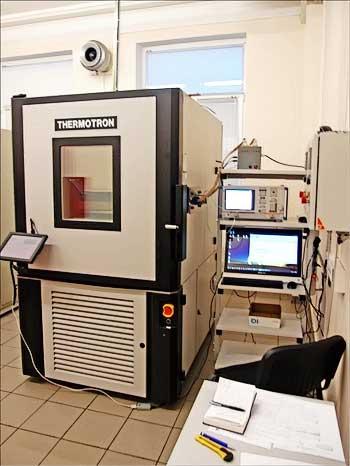 Рабочее место для реализации термоциклирования
